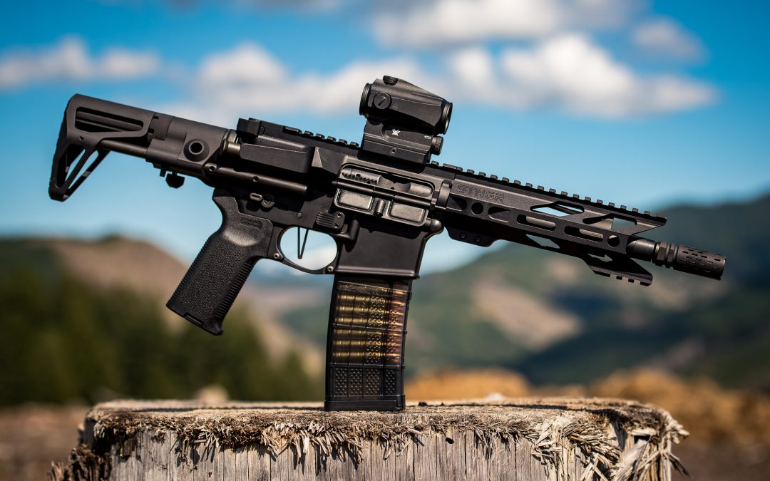 Weapon Control Issues, today's hottest gun news
